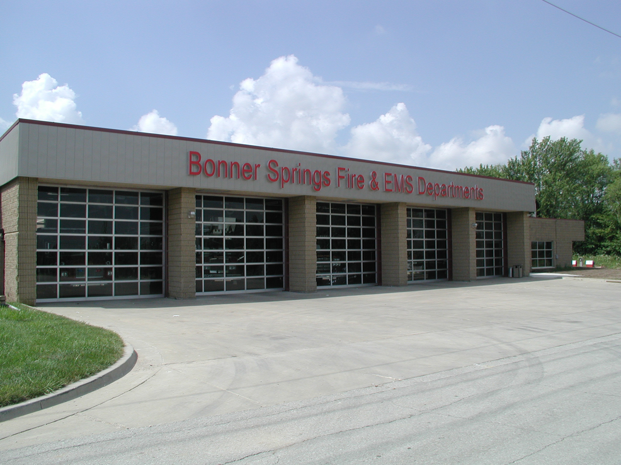 Bonner Springs Fire & EMS Departments
